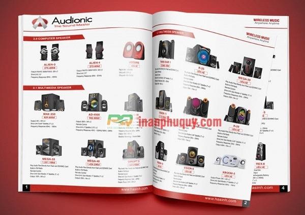 báo giá in catalogue rẻ nhất hcm