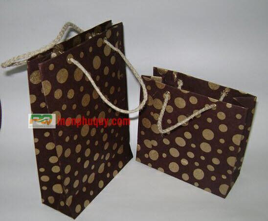 in túi giấy quà tặng đẹp tại hcm